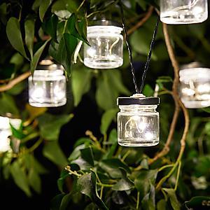 Garden Lighting | Stake & Fairy Lights | Kaleieoscope