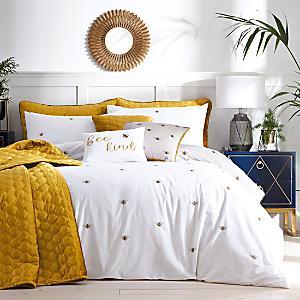 white bedding white cream duvet