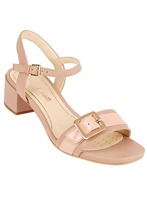 f0349845074 Clarks Orabella Shine Buckle Sandals