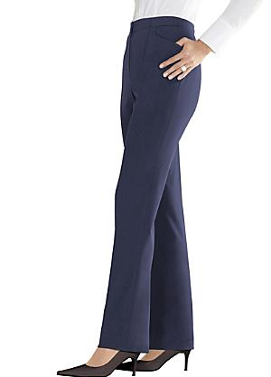 71b72d26f770b8 Creation L Straight Leg Permanent Crease Trousers