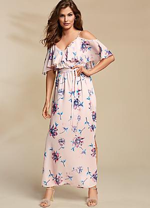 Shop for Pink | Maxi Dresses | Short | Fashion | online at Kaleidoscope