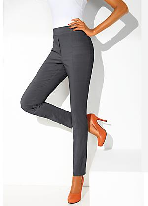 788df6f687b52 Ladies  Skinny   Slim Leg Trousers