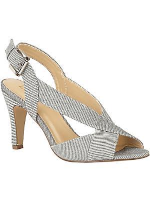 20a8620261f Shop for Stiletto | Metallic | Footwear | online at Kaleidoscope