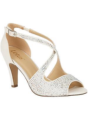 9df008d1157 Lotus Rosa Open Toe Shoes