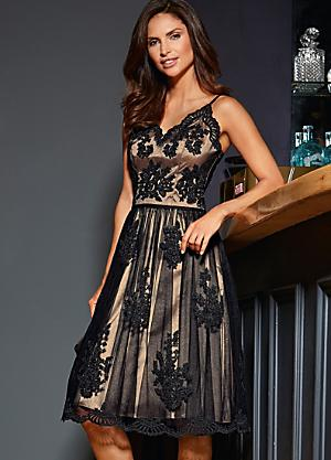 Shop For Black White Wedding Guest Outfits Online At Kaleidoscope