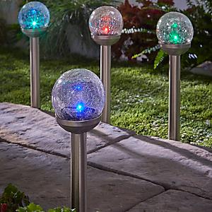Garden Lighting Stake Amp Fairy Lights Kaleieoscope