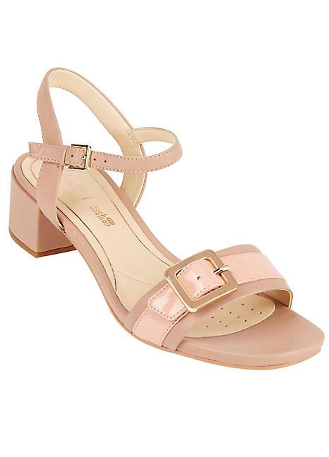 fba7682cd09a Clarks Orabella Shine Buckle Sandals
