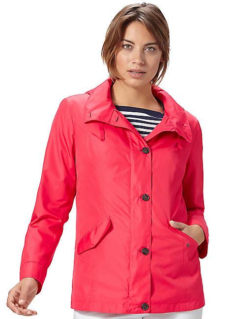 6d033339c Creation L Short Waterproof Jacket