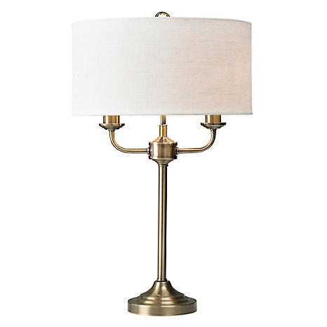 Grantham Candelabra Table Lamp
