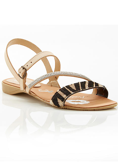 Leather Leather Strappy Strappy Strappy Sandals Animal Animal Sandals Animal Italian Italian Italian Leather UGqMSVpLz