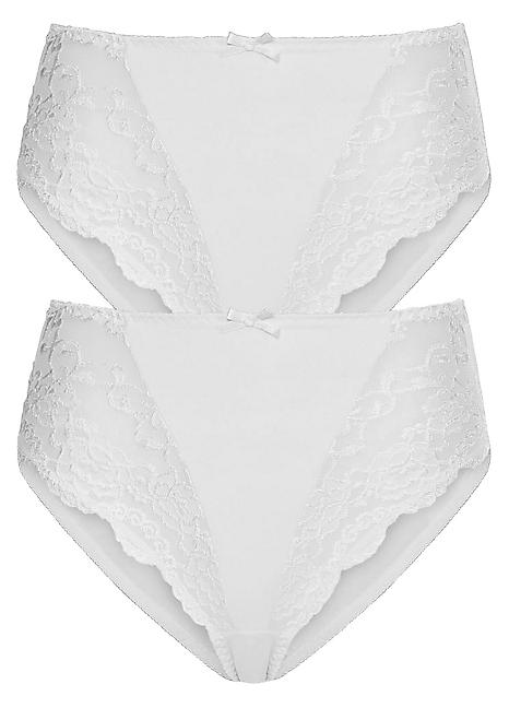 2124004cd3be Pack of 2 Full Briefs by Creation L | Kaleidoscope