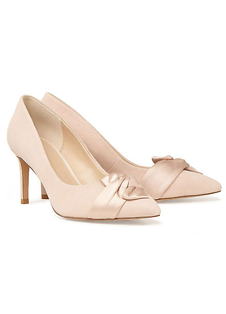 Gemma twist front pointed court shoes outlet from china reliable cheap online good selling cheap online gpOG4YC3AN