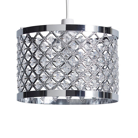 Horsham Metallic Easy Fit Pendant