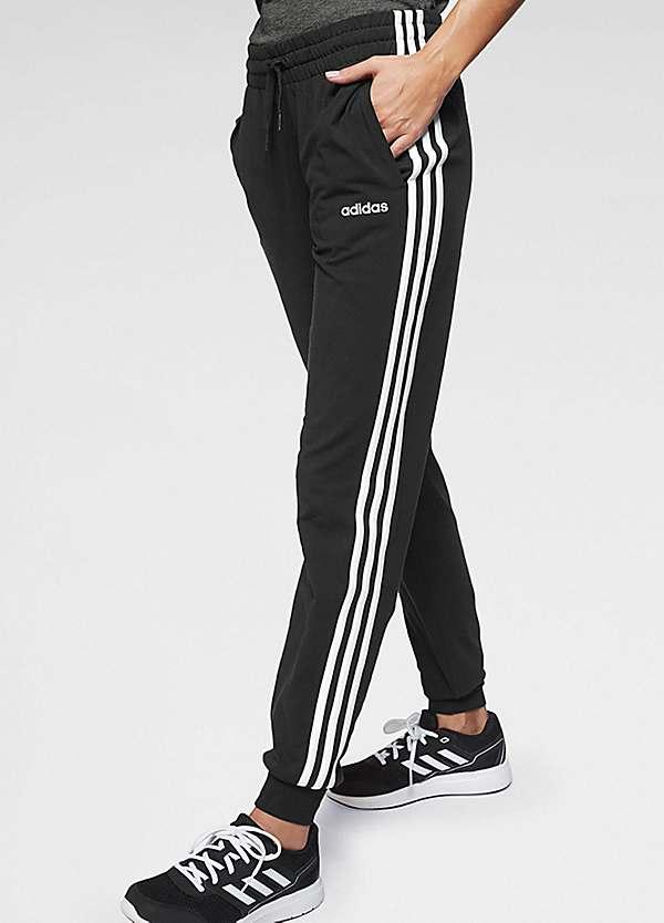 adidas 3 stripes jogging