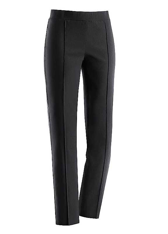 Ambria Front Seam Elasticated Trousers