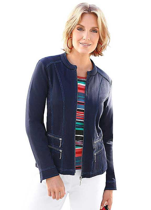 Creation L Jersey Jacket