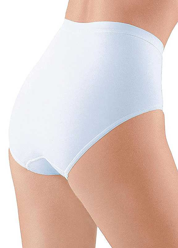 Pack of 3 High Waisted Briefs